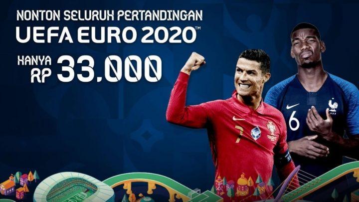 Telkomsel Hadirkan Paket MOLA EURO 2020