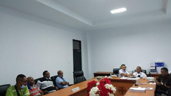 Sejumlah Sopir Angkot Ambon Gunung Mengadu ke Wakil Rakyat