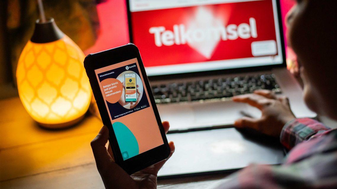Telkomsel Hadirkan Platform Kuncie