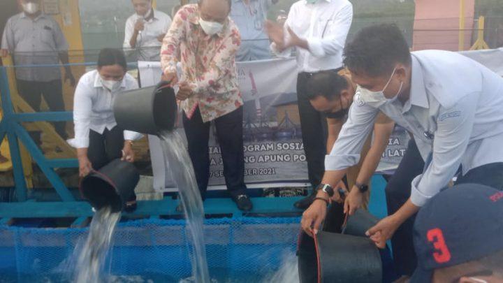 Budidaya Perikanan Siloam Lateri, Diapresiasi DKP Maluku