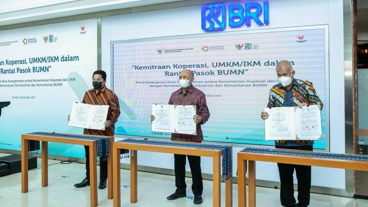 Telkomsel-SMESCO Indonesia Berkolaborasi  Percepat Transformasi Digital UKM