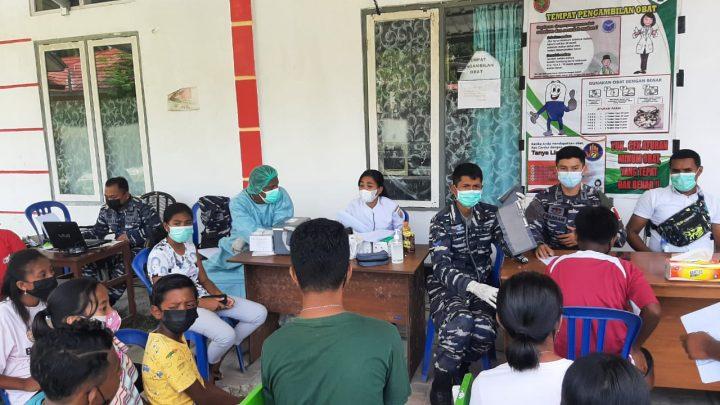 Puskesmas Suli-Lantamal IX Ambon Berhasil Vaksin Ribuan Pelajar