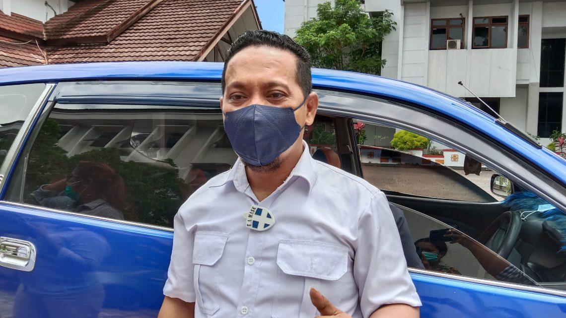 Aksi Ngamuk Aleg DPRD kota Ambon, tanggapi Sikap Wakil Pimpinan Rustam Latupono
