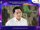 Dorong PEN,CMSE 2021 Tingkatkan Jumlah Investor Pasar Modal